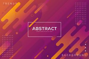 dynamischer abstrakter Hintergrund. Bunt und Farbverlauf Stil