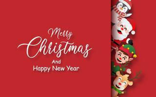 God jul och gott nytt årskort