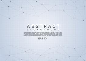 Moderne Linie des abstrakten Hintergrundes