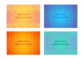Geometrisk mönsterbakgrund