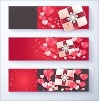 Geschenkbox Banner