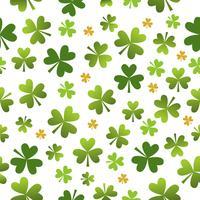 St Patricks dag sömlösa mönster