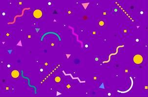Lila geometrischen Hintergrund