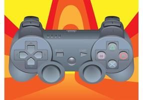Playstation Controller vektor