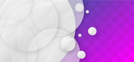 Cirkulär abstrakt bakgrund