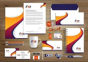Design av företagsidentitet