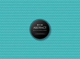 Abstrakte einfache gewellte hellblaue Linien Muster