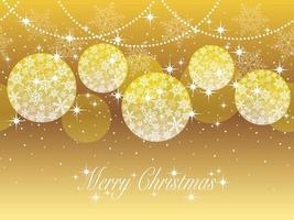 Weihnachtskugel Ornamente