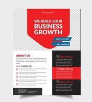 Über uns Business Broschüren Vorlage