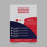 Unternehmenswachstum Template Design