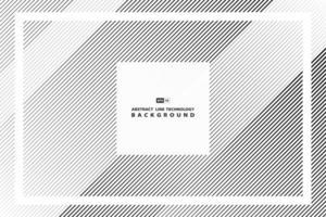 Linie Musterdesign-Dekorationsgrafik vektor