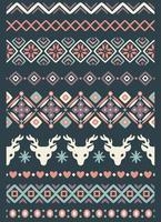 fula tröja mönster