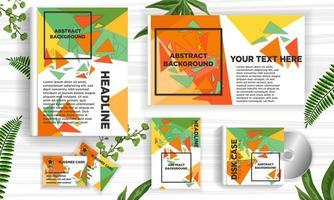 Design banner webbmalluppsättning