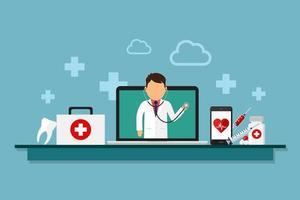 medicinsk konsultation online
