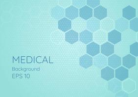 Ren design för medicinsk bakgrund vektor