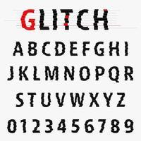 Alfabetsteckensnittmall