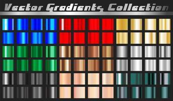 Farbverlauf quadratisch festgelegt