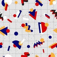 Retro design för tappningbakgrund 80-tal vektor