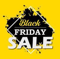 Black Friday flygblad