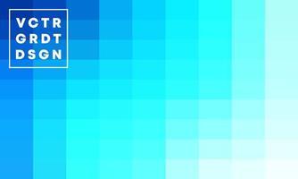Blå lutning bakgrundsmalldesign. Vektorillustration