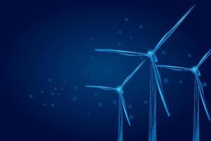 Drei Windmühlen
