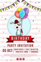 Grattis på födelsedagsfesten
