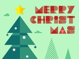Julhälsning retrohälsning