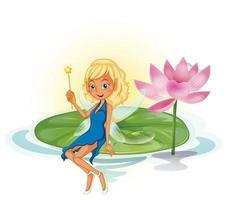 Fee und Lotus