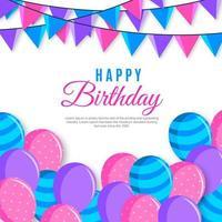 Grattis på födelsedagen