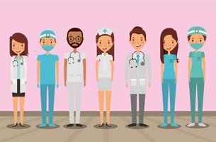 medicinsk vårdpersonal