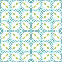 nahtlose Muster mit X-Form und Diamanten vektor