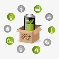 Grön energi och ekologi