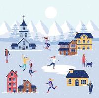 Winterferien Weihnachten