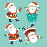 Samling av jultomten