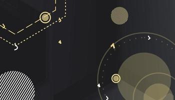 färgglad abstrakt bakgrundskonst för vektordesign