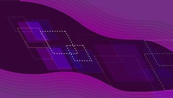 Diamond geometrisk bakgrund vektor