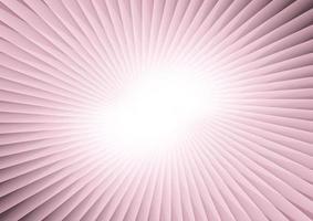 Abstrakt starburst design