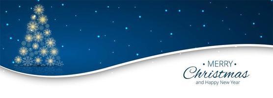 Frohe Weihnachten für Grußkartenplakat-Fahnendesign