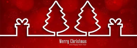Frohe Weihnachten Hintergrund für Weihnachten Elemente Banner Hintergrund vektor
