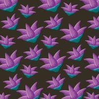 lila Natur blüht Dekoration