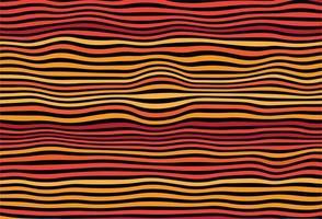 Diagonale bunte Linien des Zickzacks bewegen Hintergrund wellenartig