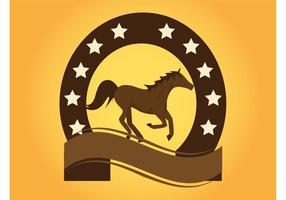Pferde Logo vektor