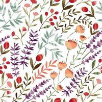 Frühlingsgarten-Muster