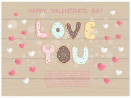 Valentinstag-Gruß