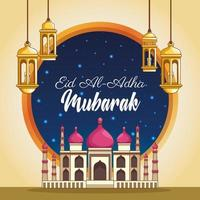 Mubarak Festival der Muslime