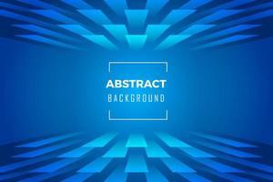 Abstraktes Blau des Hintergrundes 3D