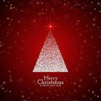 Schöner Hintergrund des Festivals der frohen Weihnachten