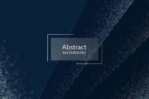 Moderne dunkle Farbe punktierter Thema Hintergrund vektor