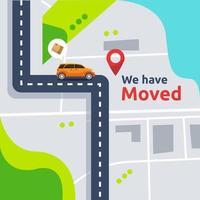 neuer Standort Ankündigung Business Store