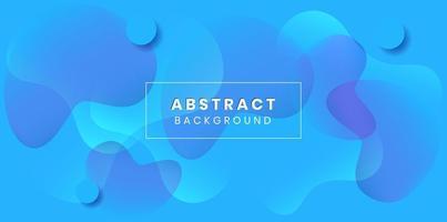 Vektor-abstrakter Kreismuster Hintergrund